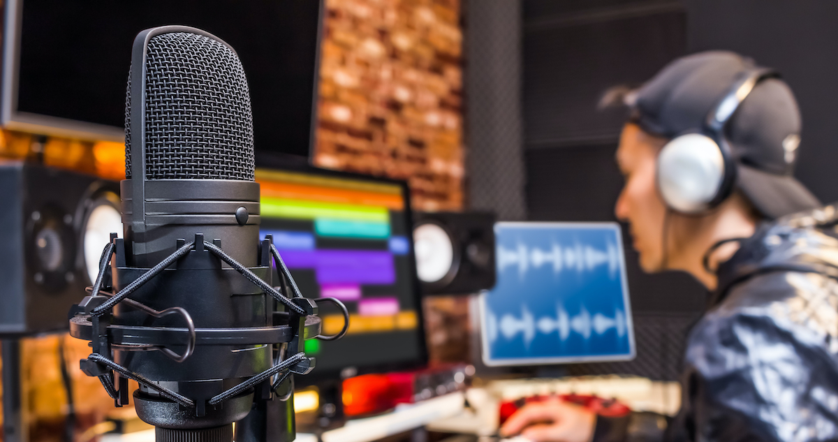 I will record a natural, professional male voice, voice over for you - up to 500 words