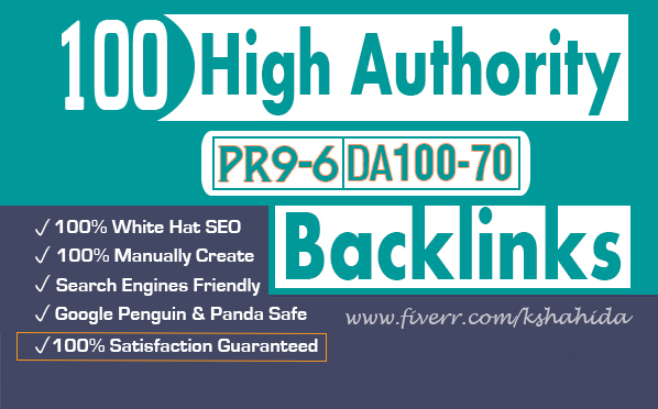 45 High PR Top social Bookmarking Backlink for websites