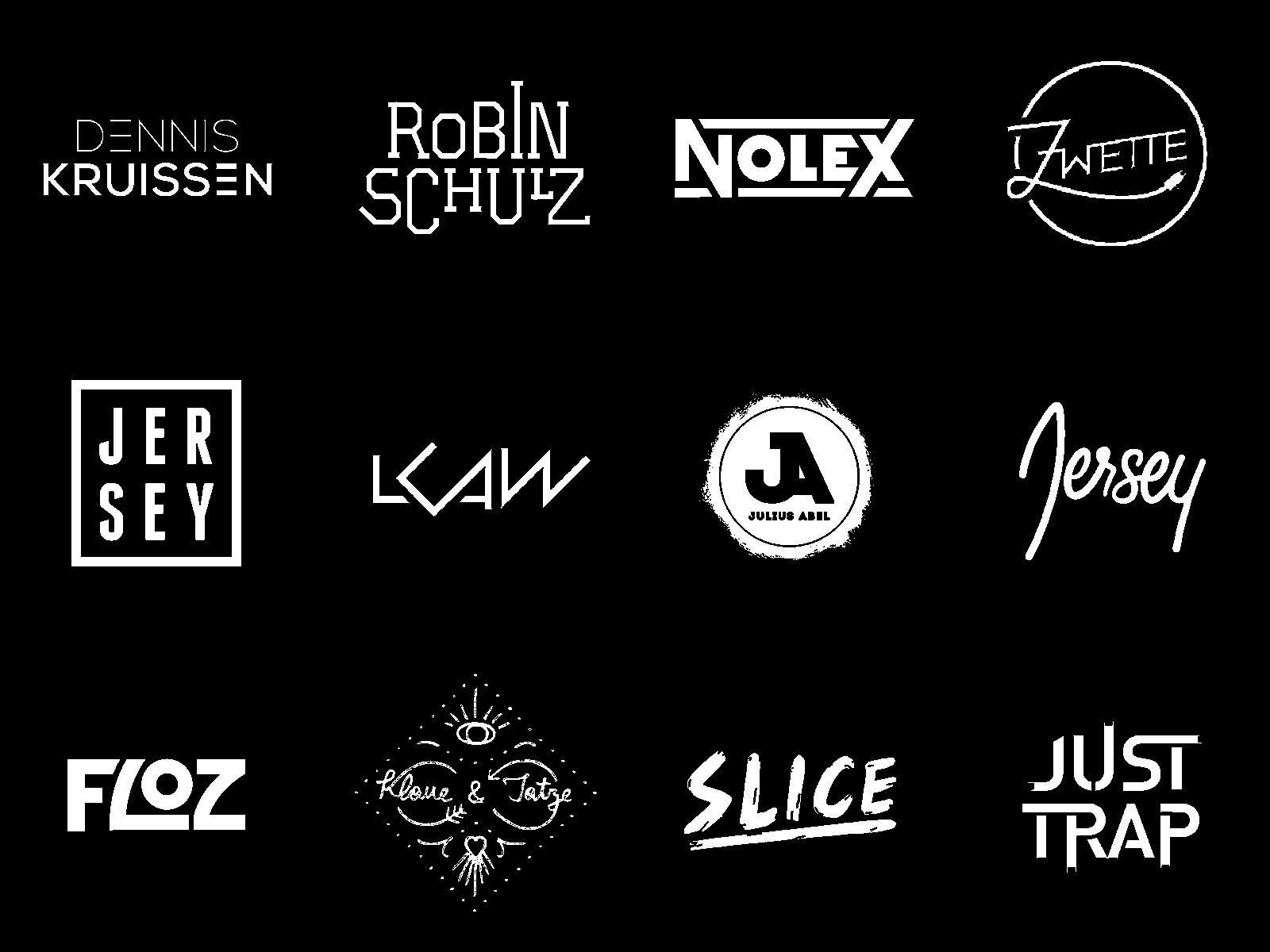 i will designs music,  rap, producer, and dj logo