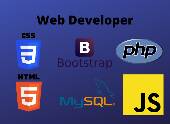 I will be your responsive front end web developer and designer