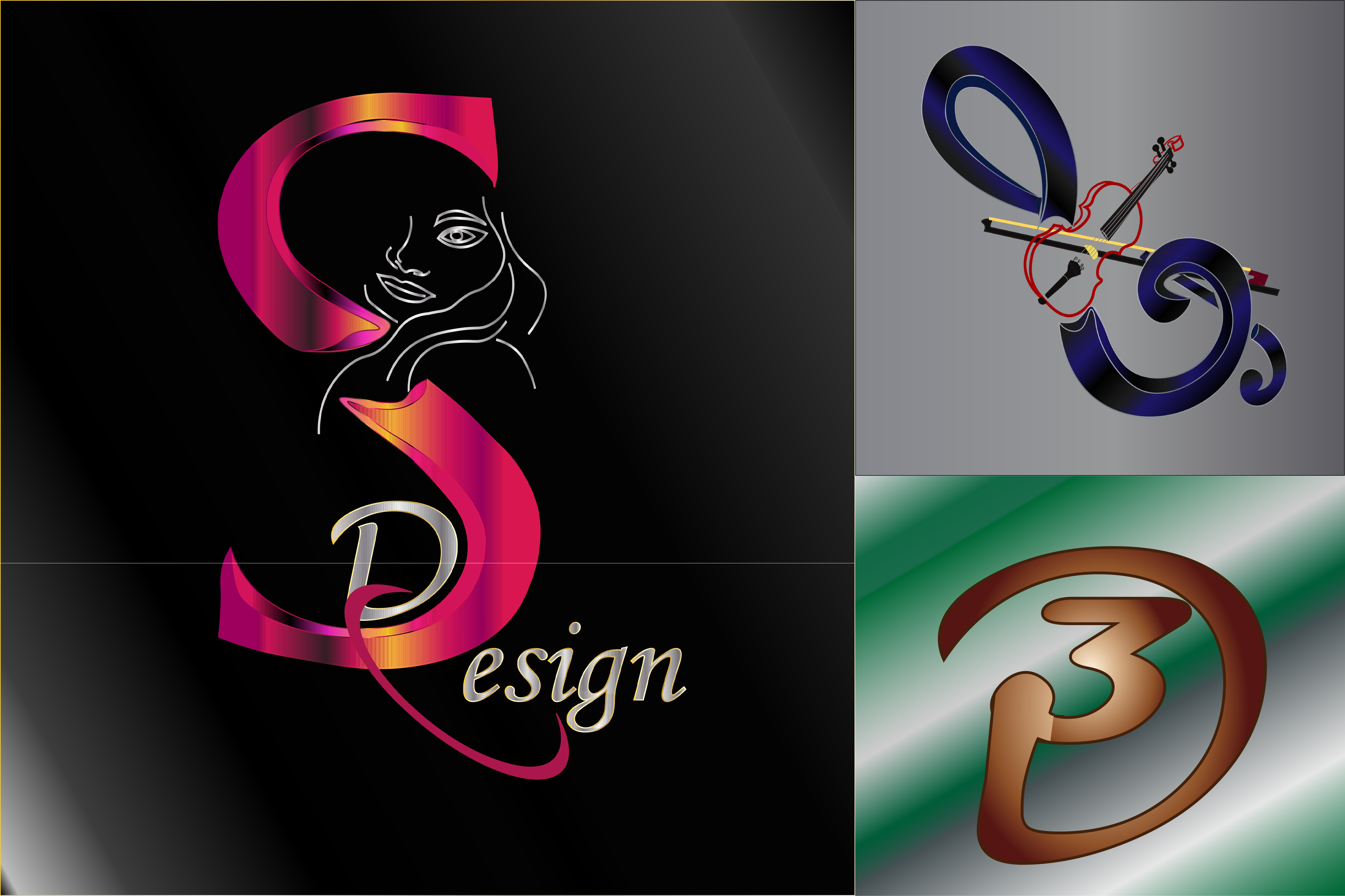 I will create a strong logo and brand identity for you