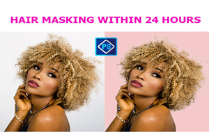 I can do 20 photos background remove in 24 Hours