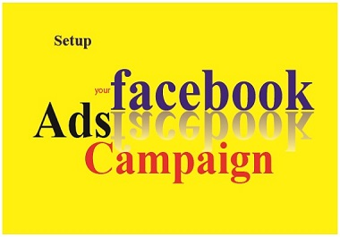 I will run Facebook Ads Campaign with low cost