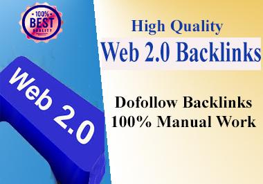 I Will Create 150+ High DA Web Backlinks