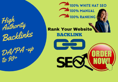 I Will Manually Create 40 High Quality Profile Backlinks SEO On High DA 90+ Domains