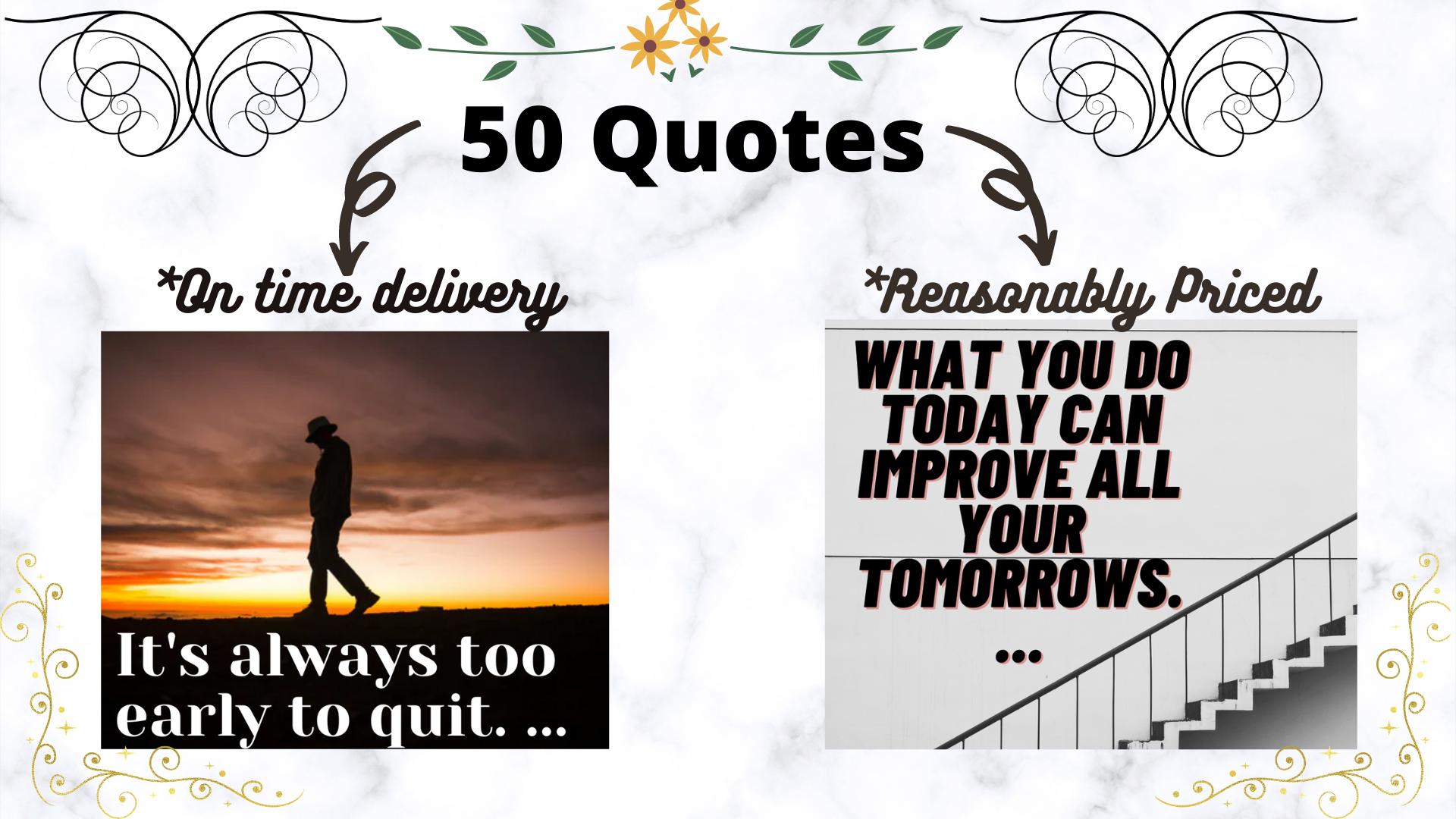 Get Instagram or Facebook Quotes