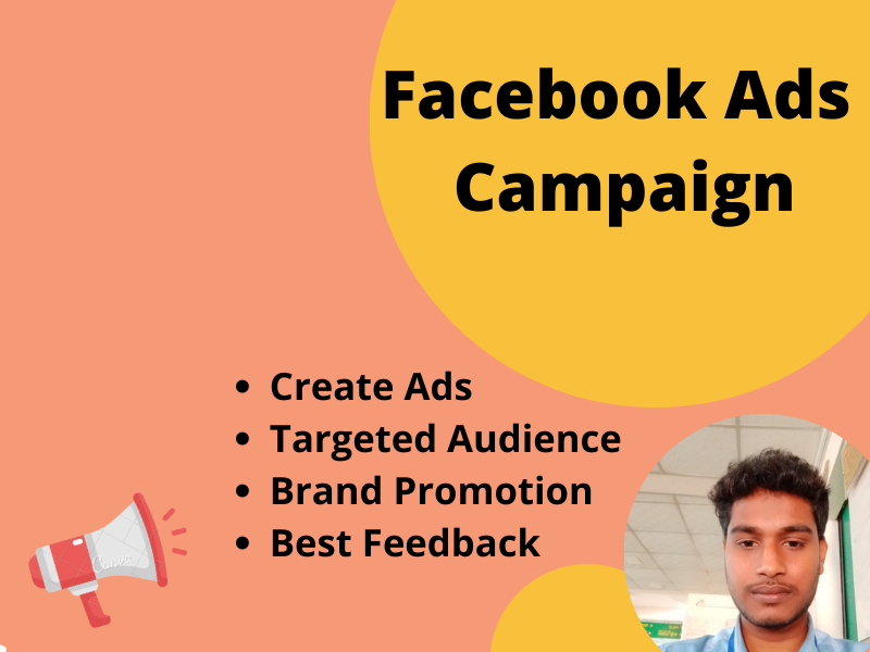 I will do your Facebook ads campaign