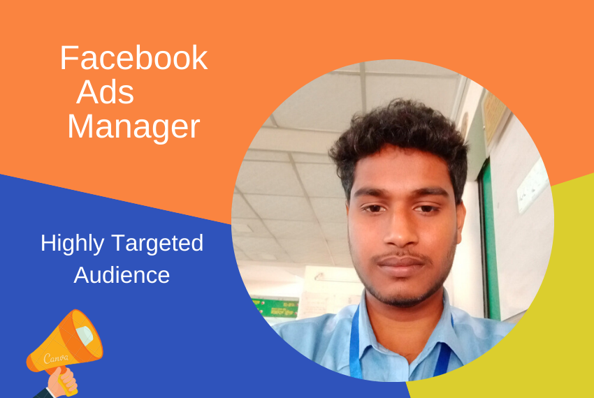 I will setup Facebook ads campaign in ads manager