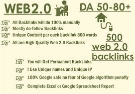 Manually 20 Web 2.0 Buffer Blogs DA80+ with Login,  Unique Content,  and Image.