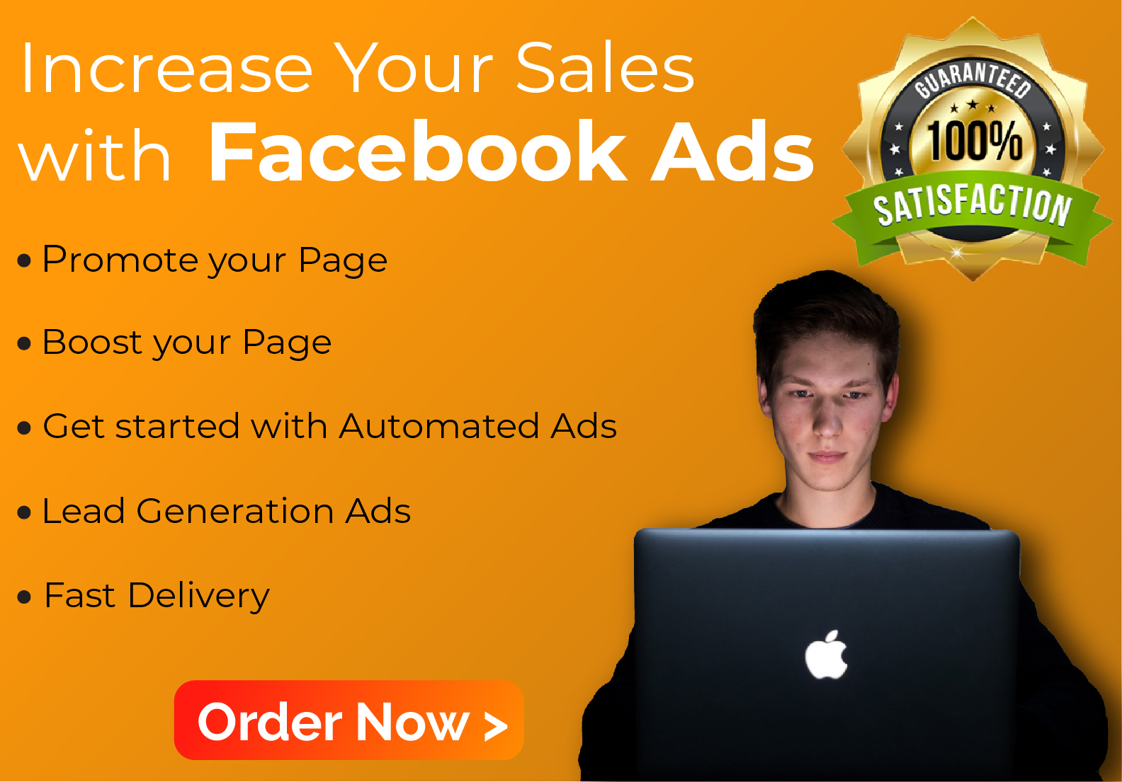 I will be your Facebook Ads campaign manager and run fb ads campaign