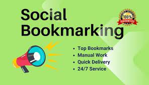 Manual 100 Live Social Bookmarking Your Site within 24 hours