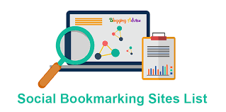 I will Manually Bookmark your site to TOP 100 Social bookmarking sites