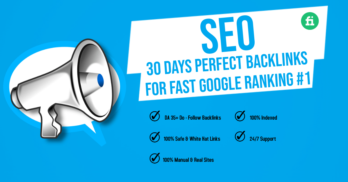 I will 250+ SEO backlinks white hat manual link building service for google top ranking
