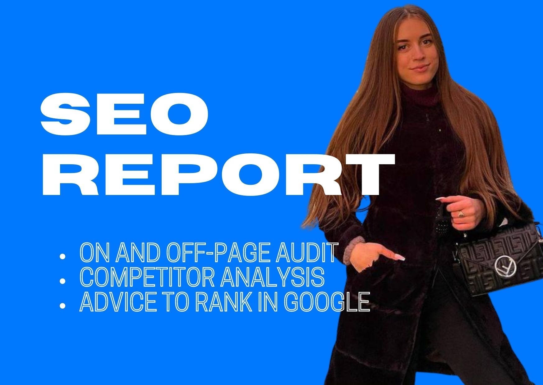 I will provide expert SEO report,  competitor website audit analysis