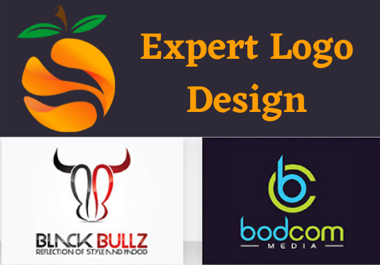 You will get simple and clean logo design