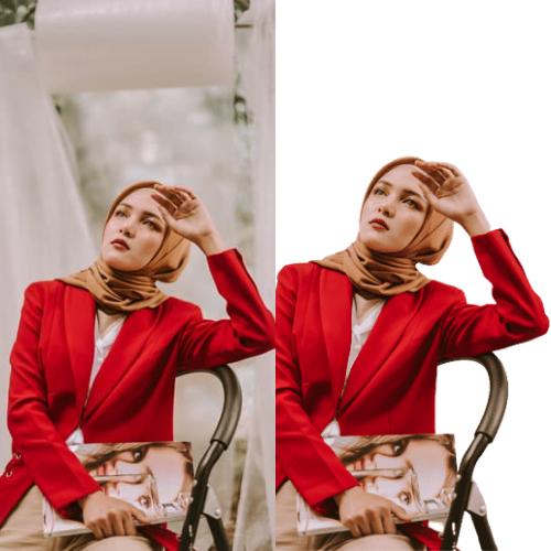 Language translation and photo editing