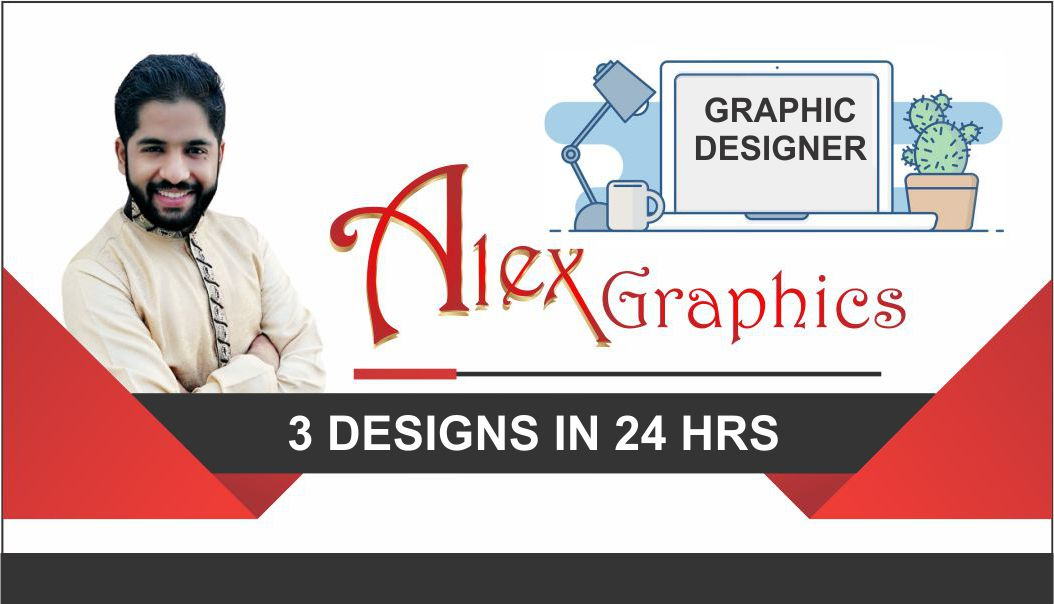 Create 3 Different logo Designs