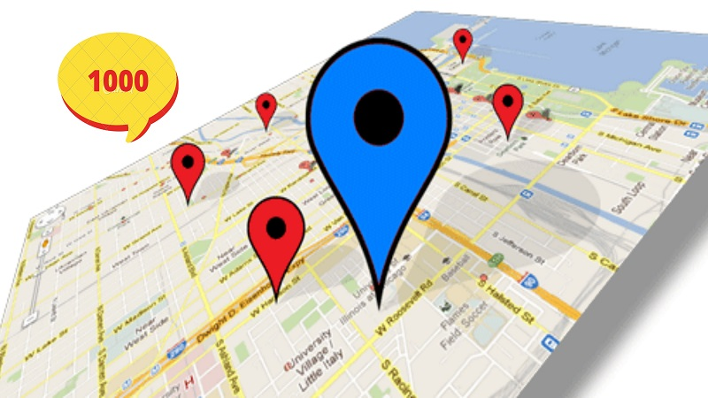 Create 1000 Google Maps Citation With Local Citations For Rank Your Local Business SEO