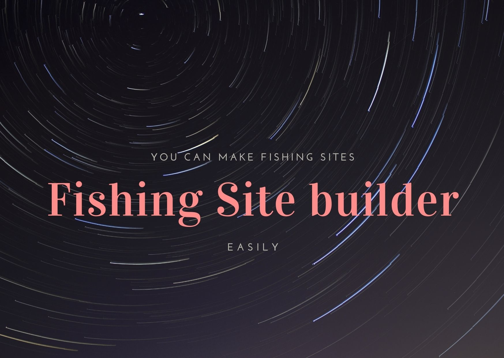 Fishing Video Site Builder -Introducing Fishing video siter