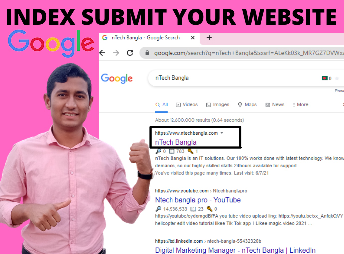 I will index your website and fix all google search console issues