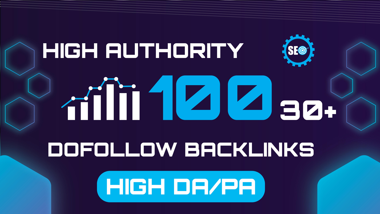 I will do high authority dofollow blog comments backlinks on DA 30+