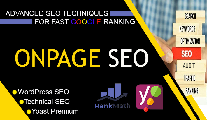 I will do complete SEO Optimization of your WordPress Site