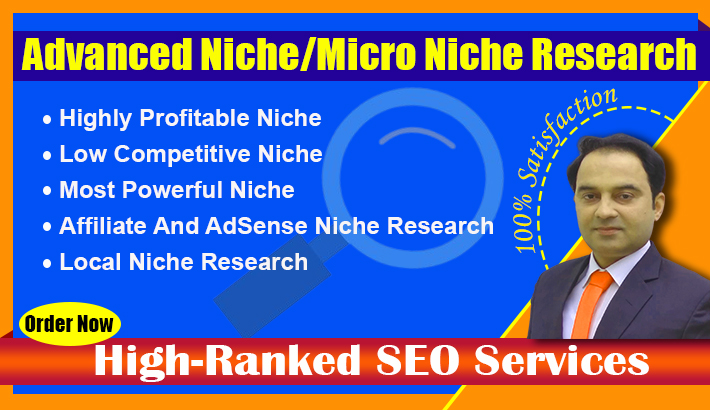 I will find you Highly Profitable Niches/Micro Niches in any Market