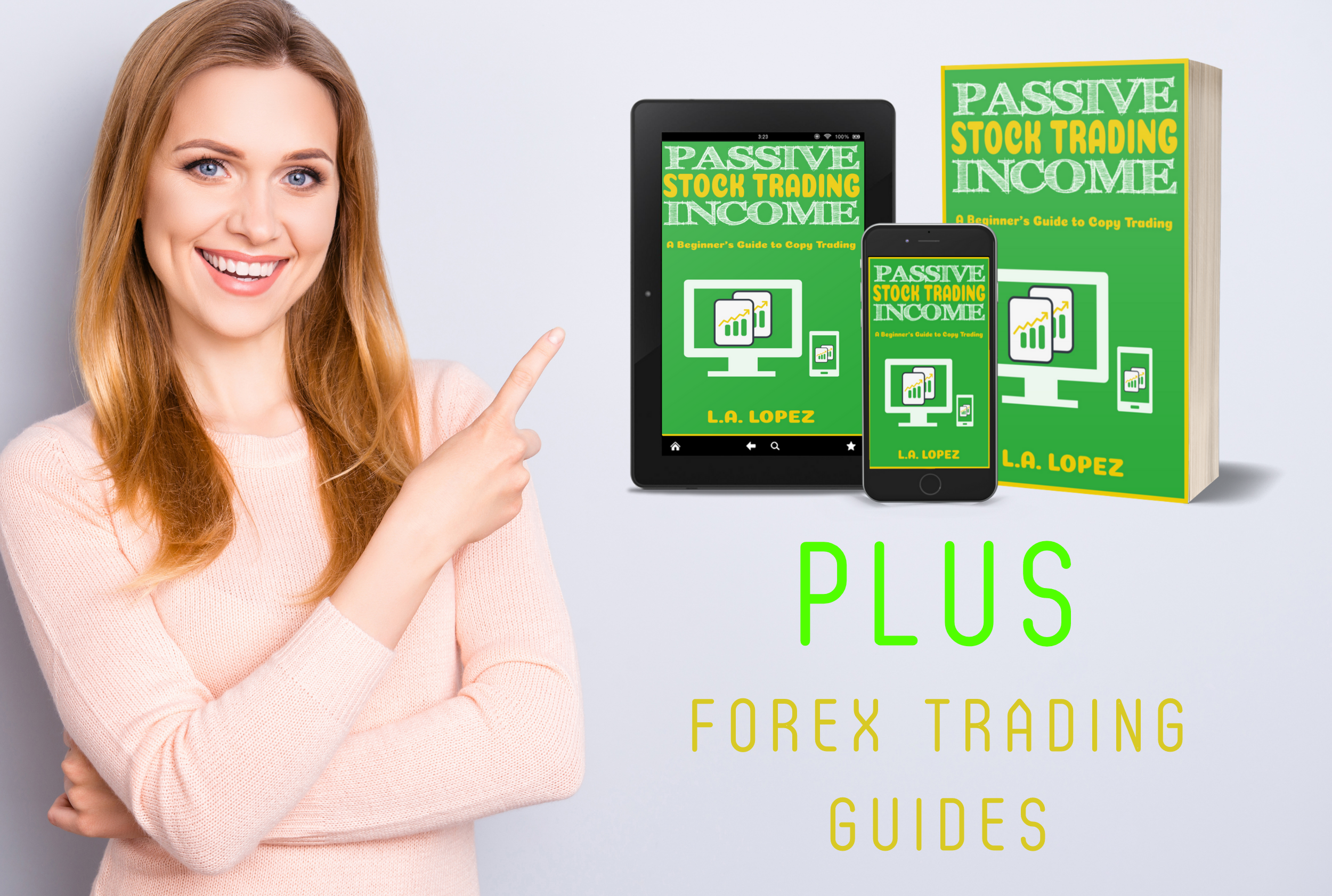 Stock Market Trading or Copy Trading eBook