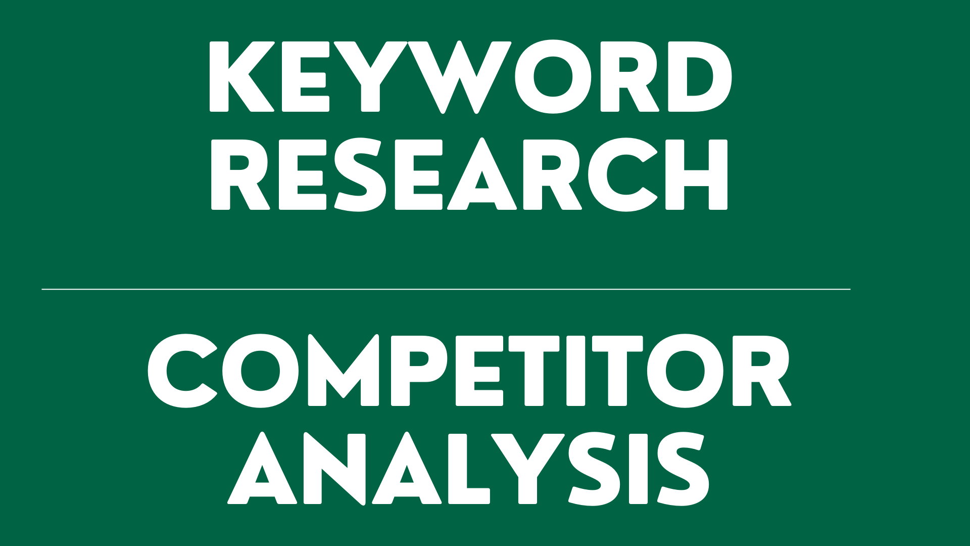 I will provide 2 competitor analysis + 50 profitable,  kgr,  long tail,  premium and golden keywords
