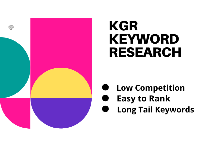 I will provide 25 kgr keyword research that will truly rank your site