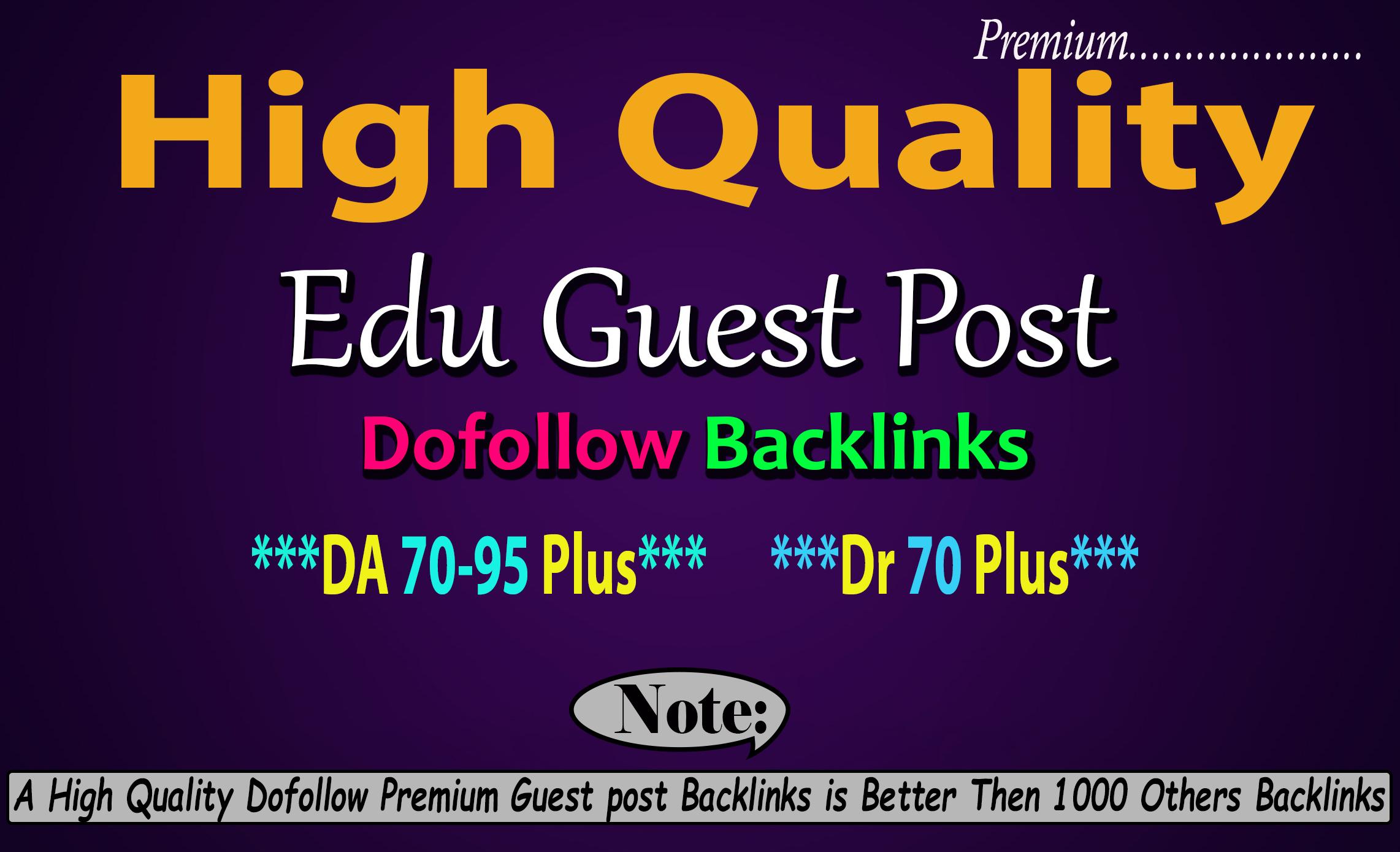 edu guest post,  dofollow backlink,  guest posting,  blog post,  da 90 plus, dr 70 plus