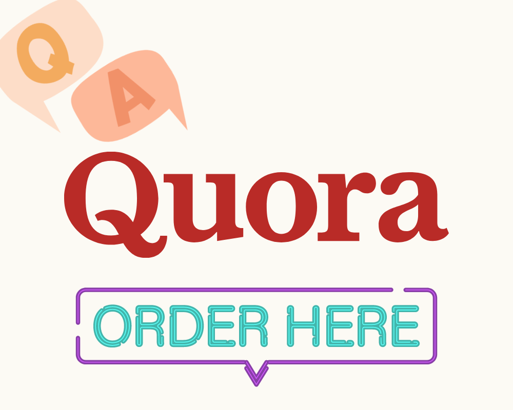I will provide 3 Quora answer with your Keyword & URL