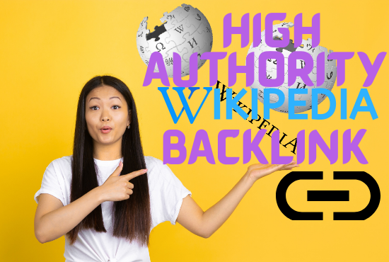 A guaranteed Niche Relevant high authority Wikipedia Backlink