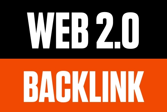 Create 20 high-quality Web 2.0 backlinks to your website