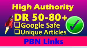 Build 50 Permanent PBNs DR50 to 70+ Homepage PBN Dofollow Backlinks 2021