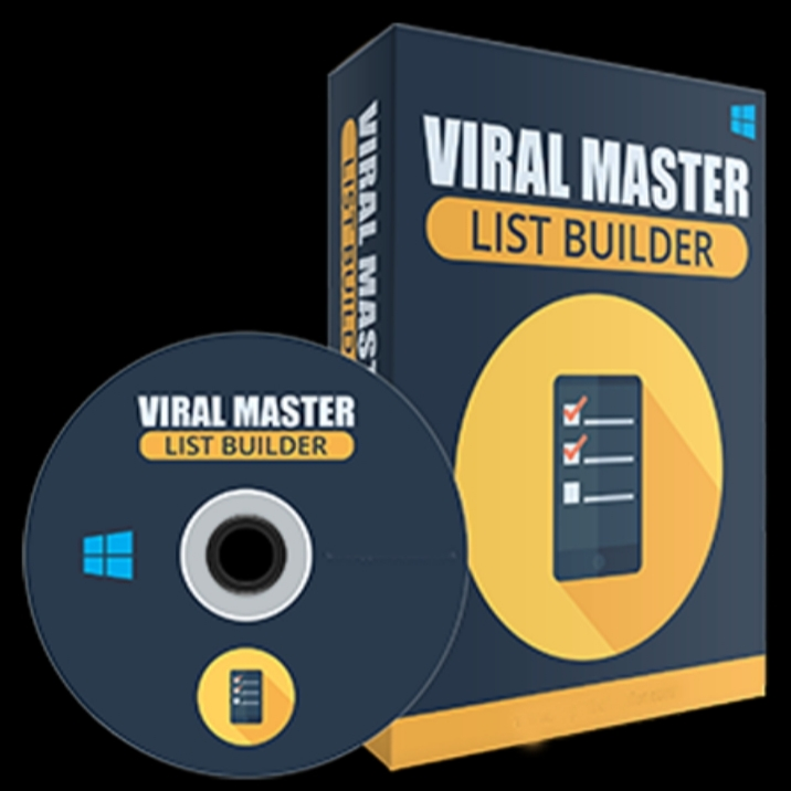Viral Master List Builder is the best software with the version 1.0