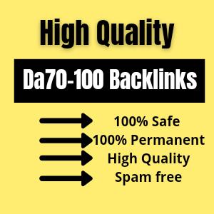 Build 10 PR9 Da70+ Manual Seo Backlinks For Google Ranking