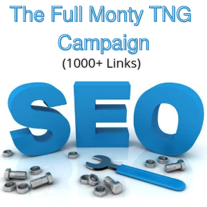 The Full Monty TNG Link Building Campaign