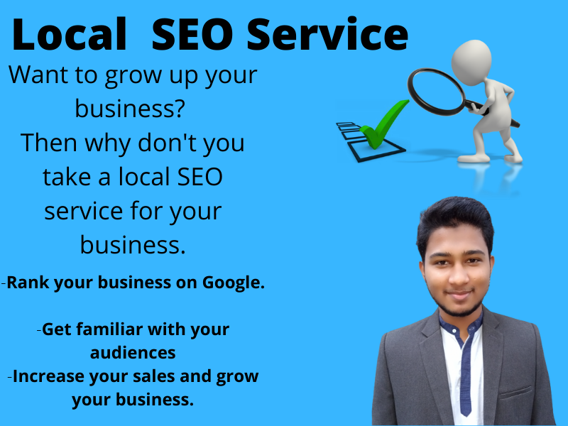 Local SEO Services for Local Businesses.