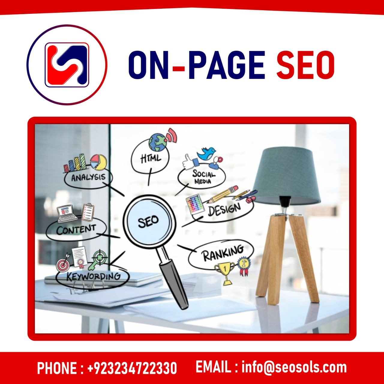 Complete on page SEO Services including Audit,  Keyword research,  Meta Optimization,  XML Sitemap