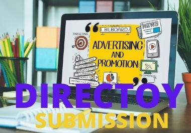 I will provide 100 DO follow Directory Submission backlink for website
