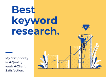 I will research and find the best profitable keywords for your website