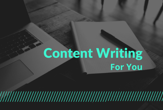 I will write creative content for your article or blog
