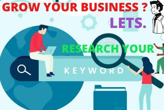 I will find you the 10 best KGR keywords according to your niche(topic)
