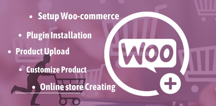 I will setup woocommerce plugin and customization store pages