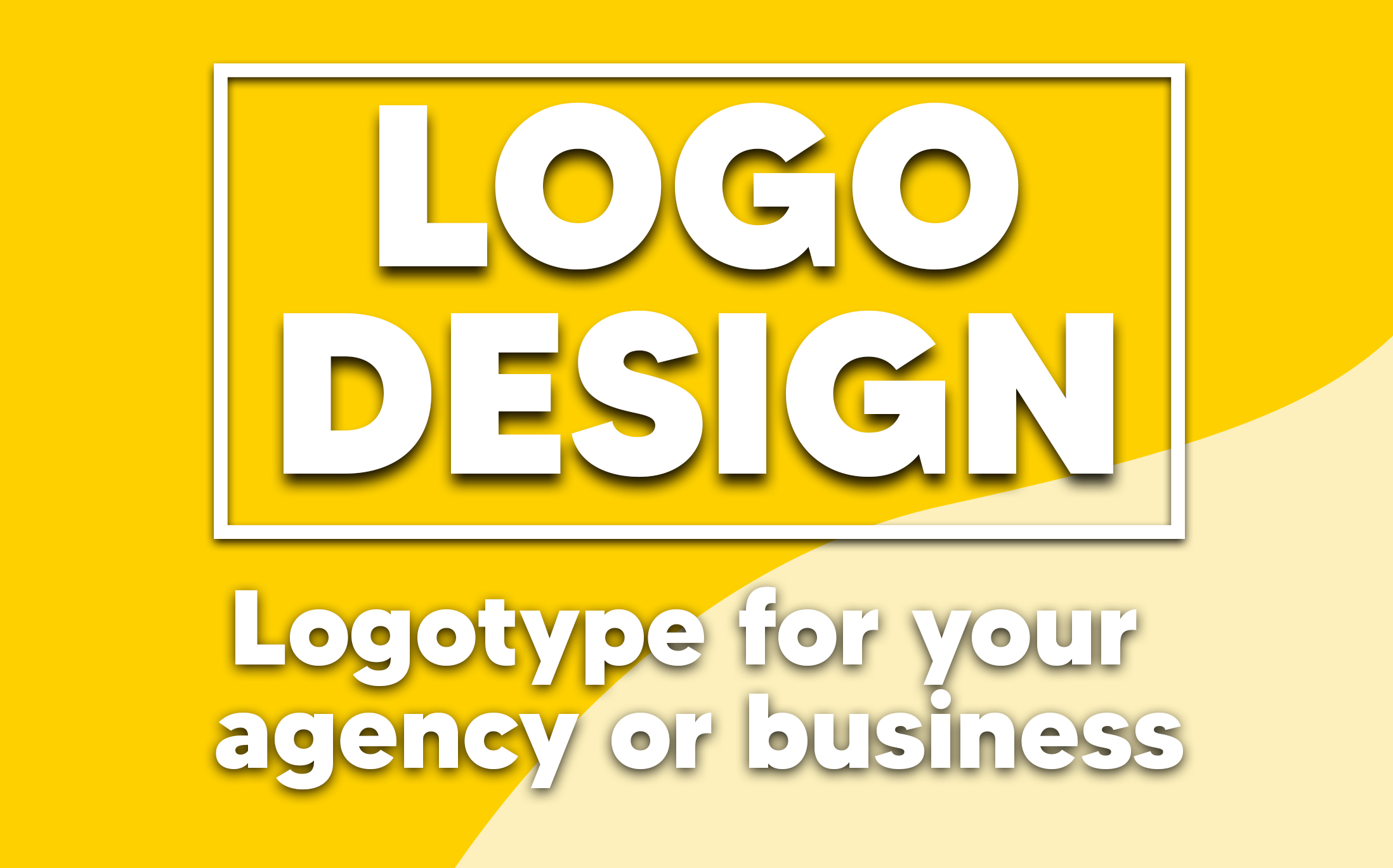 LOGO DESIGN - For your business or company