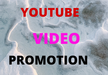 high quality youtube video promotion all in one (BY- UmorSEO)