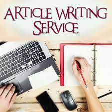 Writing articles from 500 to 1000