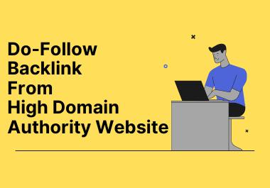 I'll Manually Generate High Authority 100 Dofollow profile backlinks.