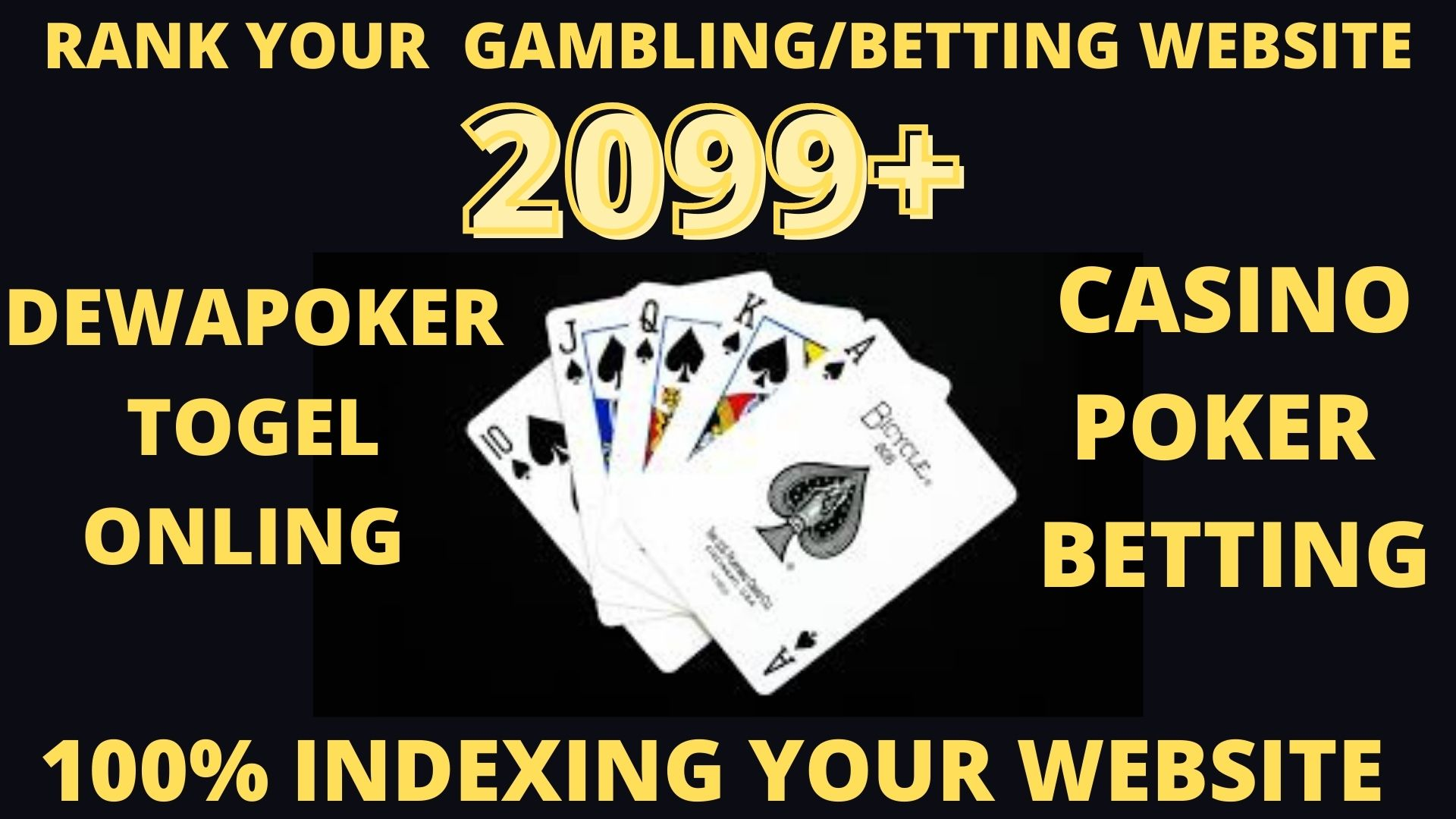 2099 High Quality Homepage Backlink Casino,  Poker,  Gambling BETTING DA50+ PA 35+ 100 DOFOLLOW
